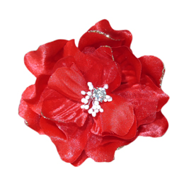 Jasmine Collar Flower - Red